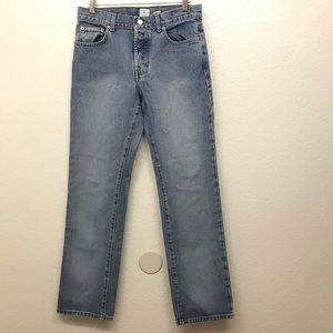 Calvin Klein Vintage High Waisted Mom Jeans Size 5